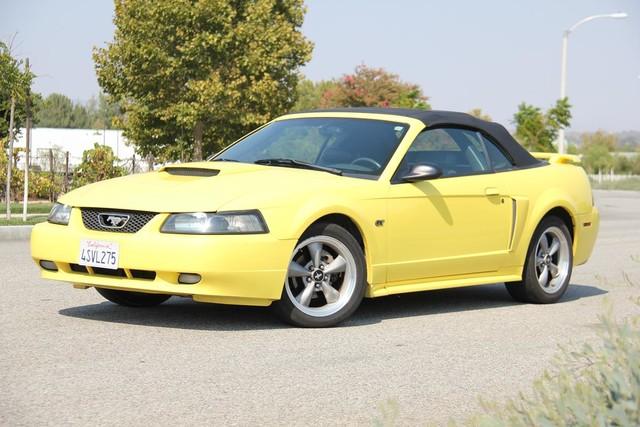 2001 Ford Mustang GT Deluxe Santa Clarita, CA 1