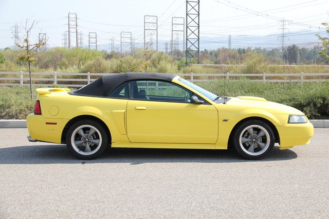 2001 Ford Mustang GT Deluxe Santa Clarita, CA 15