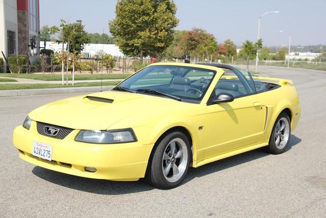2001 Ford Mustang GT Deluxe Santa Clarita, CA 10