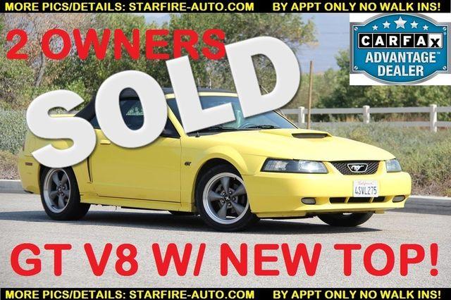 2001 Ford Mustang GT Deluxe Santa Clarita, CA 0