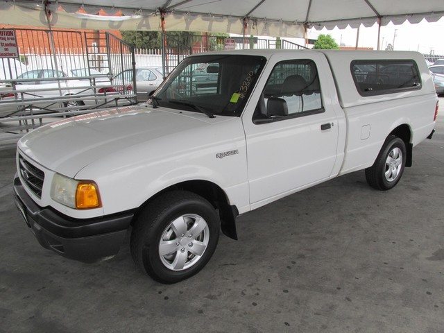 2001 Ford Ranger XL Fleet Please call or e-mail to check availability All of our vehicles are a