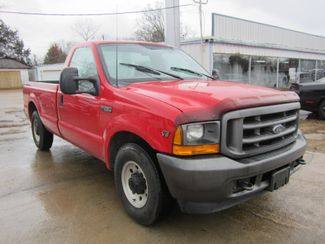 2001 Ford Super Duty F-250 XL Houston, Mississippi 1
