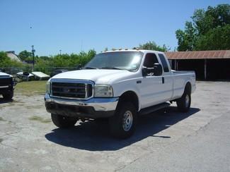 2001 Ford Super Duty F-250 XLT San Antonio, Texas 1