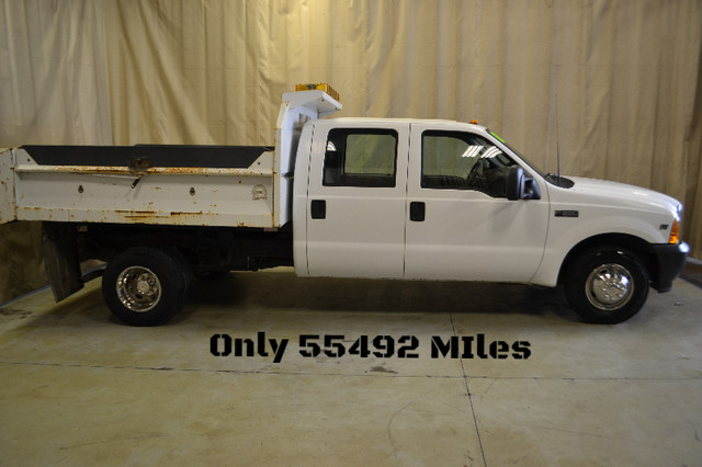 2001 Ford Super Duty F-350 DRW XL Roscoe, Illinois 1