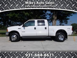 2001 Ford Super Duty F-350 DRW Lariat Shelbyville, TN