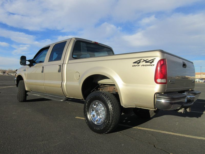 2001 Ford Super Duty F-350 SRW XLT 4X4  Fultons Used Cars Inc  in , Colorado