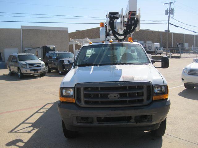 2001 Ford Super Duty F-450 XL, High Lift Bucket Truck 7.3 Diesel, Works Perfect Plano, Texas 2