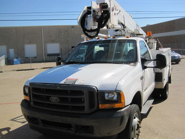 2001 Ford Super Duty F-450 XL, High Lift Bucket Truck 7.3 Diesel, Works Perfect Plano, Texas 3