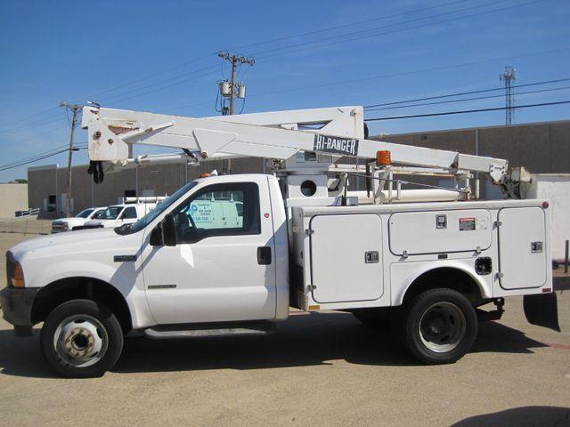 2001 Ford Super Duty F-450 XL, High Lift Bucket Truck 7.3 Diesel, Works Perfect Plano, Texas 5