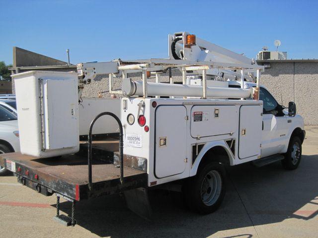 2001 Ford Super Duty F-450 XL, High Lift Bucket Truck 7.3 Diesel, Works Perfect Plano, Texas 11
