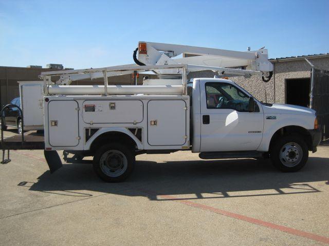 2001 Ford Super Duty F-450 XL, High Lift Bucket Truck 7.3 Diesel, Works Perfect Plano, Texas 6