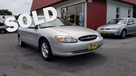 2001 Ford Taurus SE in Frederick, Maryland