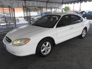 2001 Ford Taurus SE Gardena, California