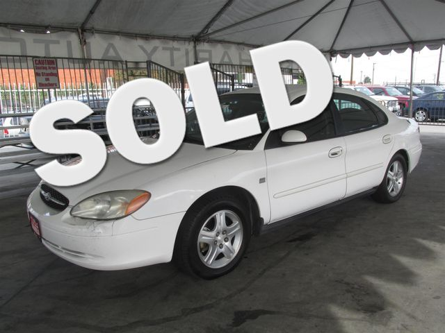 2001 Ford Taurus SEL Please call or e-mail to check availability All of our vehicles are availa
