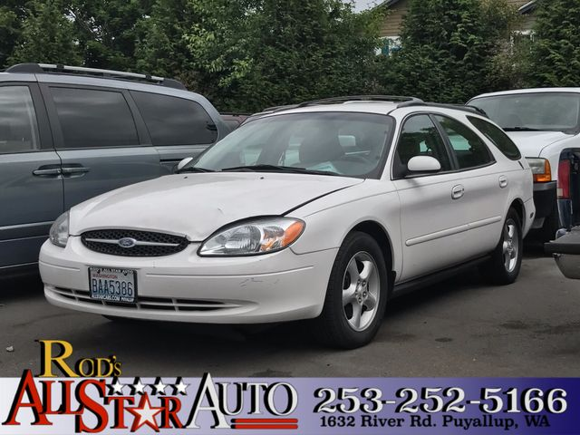 2001 Ford Taurus SE The CARFAX Buy Back Guarantee that comes with this vehicle means that you can