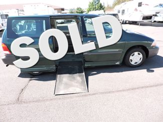 2001 Ford Windstar LX Wheelchair Van   ONLY 33K MILES! Bend, Oregon