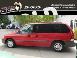 2001 Ford Windstar Wagon LX in Twin Falls Idaho