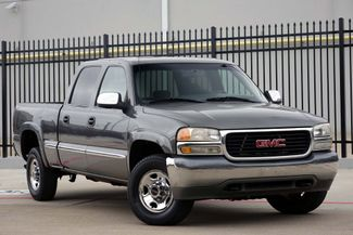 2001 GMC Sierra 1500HD SLE* Crew Cab*2 WD* EZ Finance* | Plano, TX | Carrick's Autos in Plano TX