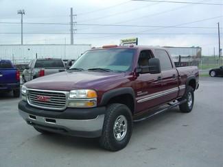 2001 GMC Sierra 2500HD SLE San Antonio, Texas 1