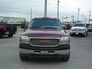 2001 GMC Sierra 2500HD SLE San Antonio, Texas 2