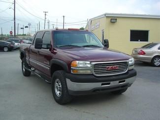 2001 GMC Sierra 2500HD SLE San Antonio, Texas 3