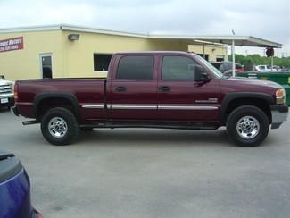 2001 GMC Sierra 2500HD SLE San Antonio, Texas 4