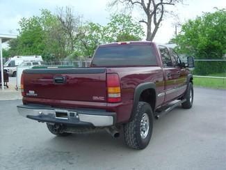 2001 GMC Sierra 2500HD SLE San Antonio, Texas 5