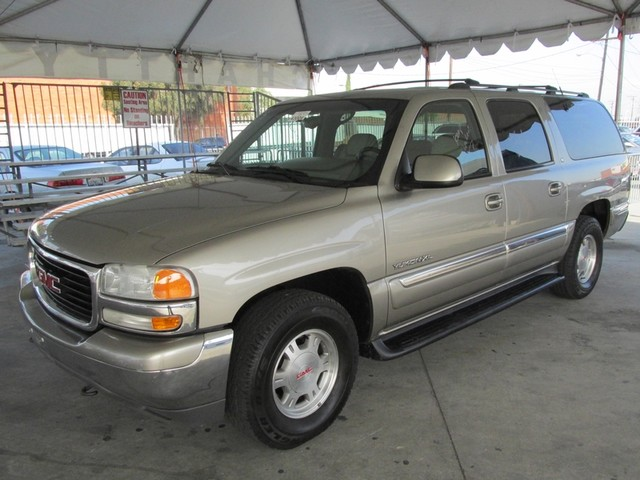 2001 GMC Yukon XL SLT This particular Vehicles true mileage is unknown TMU Please call or e-mai