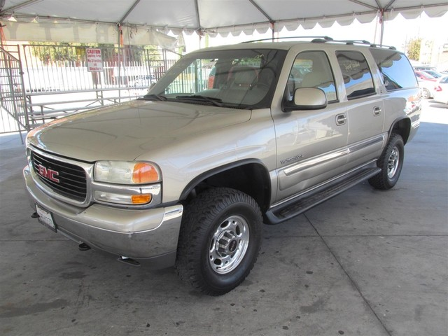 2001 GMC Yukon XL SLT This particular Vehicle comes with 3rd Row Seat Please call or e-mail to ch
