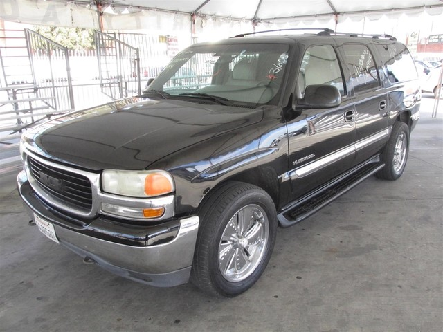 2001 GMC Yukon XL SLT This particular Vehicles true mileage is unknown TMU Please call or e-ma