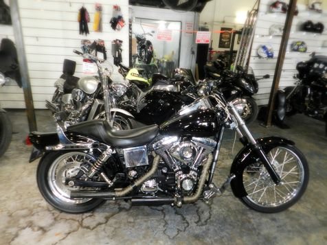 2001 Harley-Davidson Dyna Wide Glide CUSTOM FXDWG Tons of extras! Must See! in Hollywood, Florida