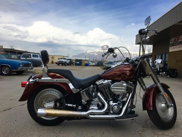 2001 Harley-Davidson Fat Boy Ogden, Utah 1