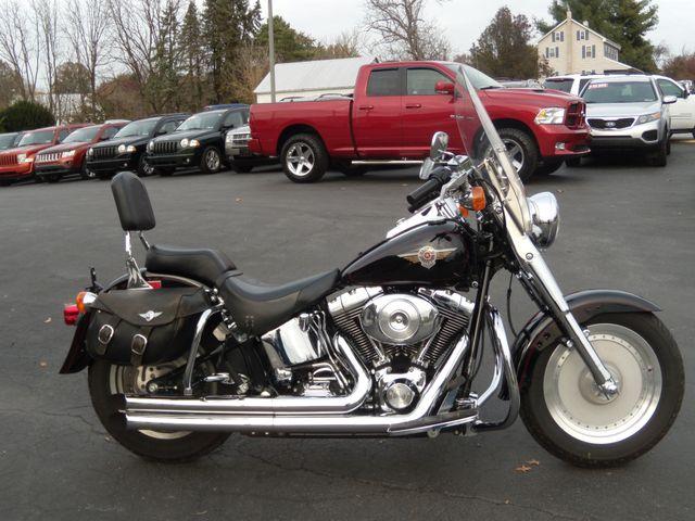 2001 Harley-Davidson FAT BOY CARB Ephrata, PA 1