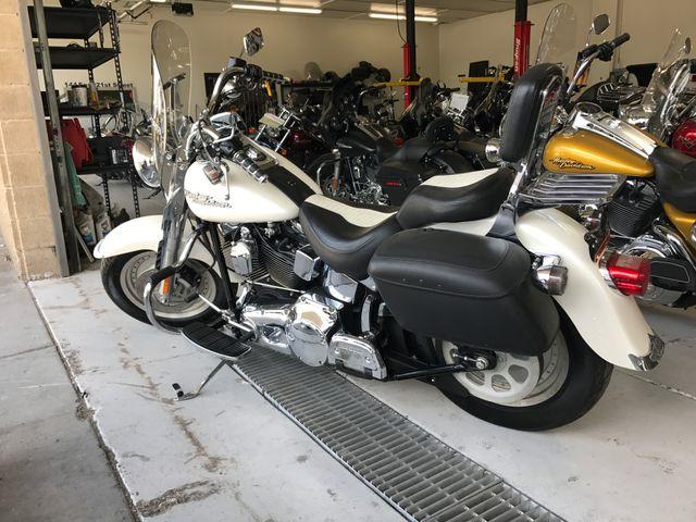 2001 Harley-Davidson Fat Boy FLSTFI Ogden, Utah 1