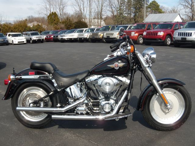 2001 Harley-Davidson FLSTF FAT BOY Ephrata, PA 1