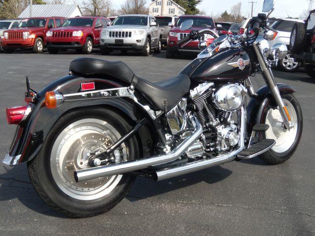 2001 Harley-Davidson FLSTF FAT BOY Ephrata, PA 2