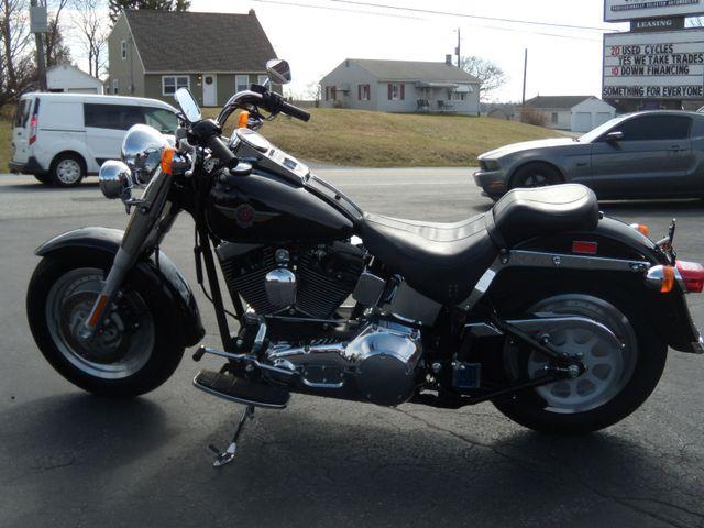 2001 Harley-Davidson FLSTF FAT BOY Ephrata, PA 8
