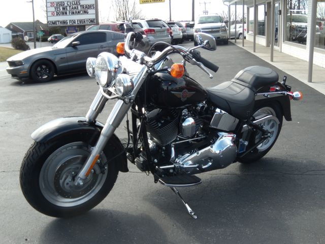 2001 Harley-Davidson FLSTF FAT BOY Ephrata, PA 9