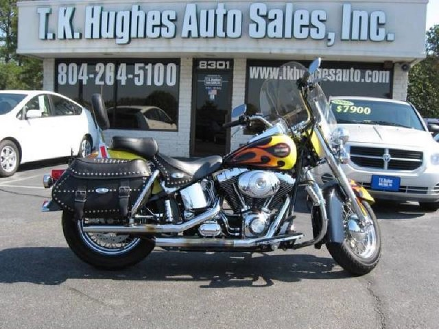 2001 Harley Davidson HERITAGE ST Richmond, Virginia 0
