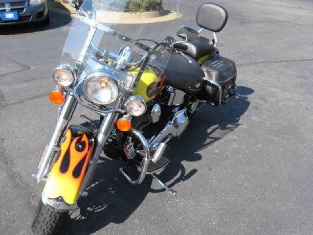 2001 Harley Davidson HERITAGE ST Richmond, Virginia 1