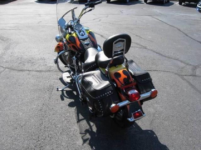 2001 Harley Davidson HERITAGE ST Richmond, Virginia 2