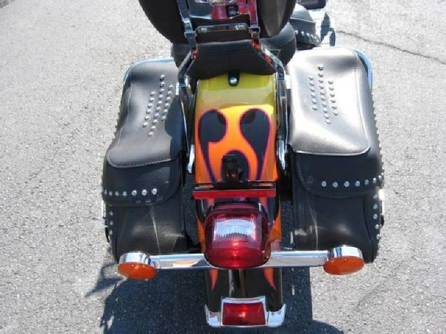 2001 Harley Davidson HERITAGE ST Richmond, Virginia 4