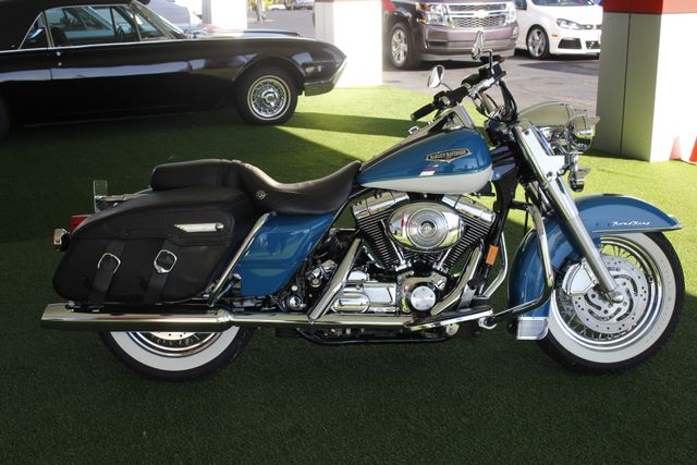 2001 Harley Davidson Road King Classic Flhrci Mooresville Nc 2