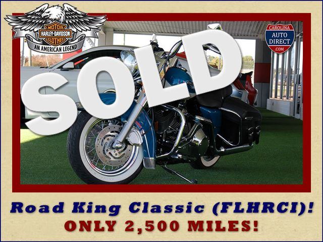 2001 Harley Davidson Road King Classic Flhrci Mooresville Nc 0