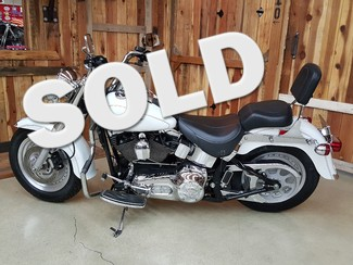 2001 Harley Davidson Fat Boy FLSTF Anaheim, California
