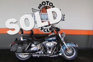 2001 Harley-Davidson SOFTAIL HERITAGE CLASSIC FLSTC Arlington, Texas