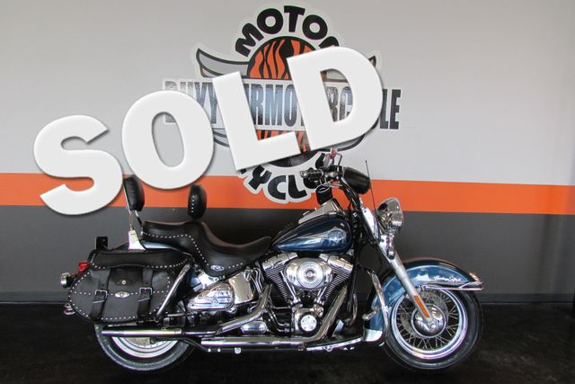 2001 Harley-Davidson SOFTAIL HERITAGE CLASSIC FLSTC Arlington, Texas 0