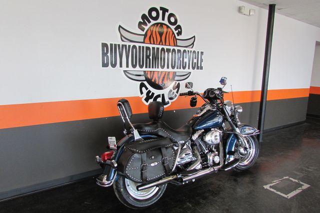 2001 Harley-Davidson SOFTAIL HERITAGE CLASSIC FLSTC Arlington, Texas 1