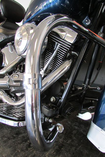 2001 Harley-Davidson SOFTAIL HERITAGE CLASSIC FLSTC Arlington, Texas 18