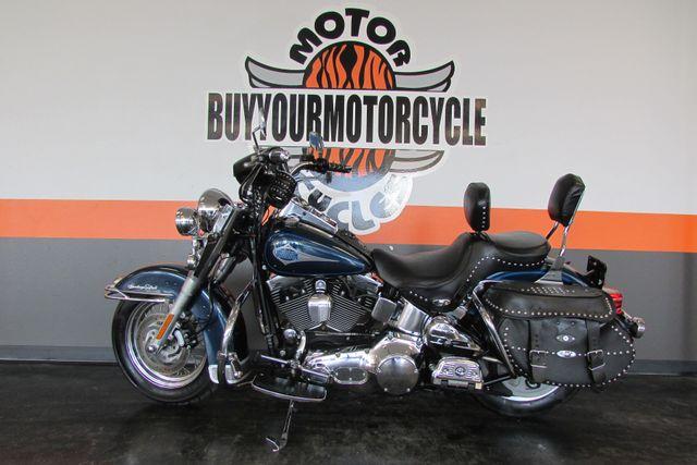 2001 Harley-Davidson SOFTAIL HERITAGE CLASSIC FLSTC Arlington, Texas 29